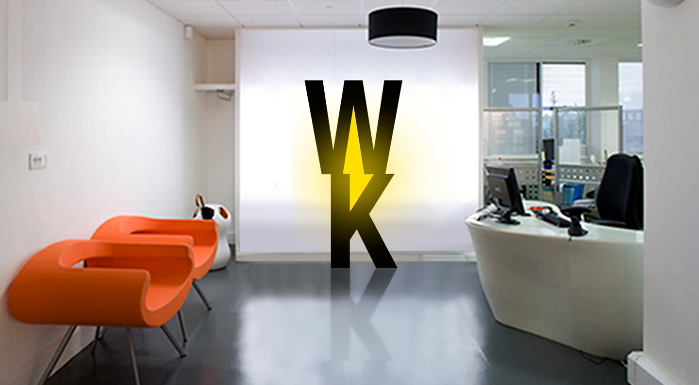 WK office reception