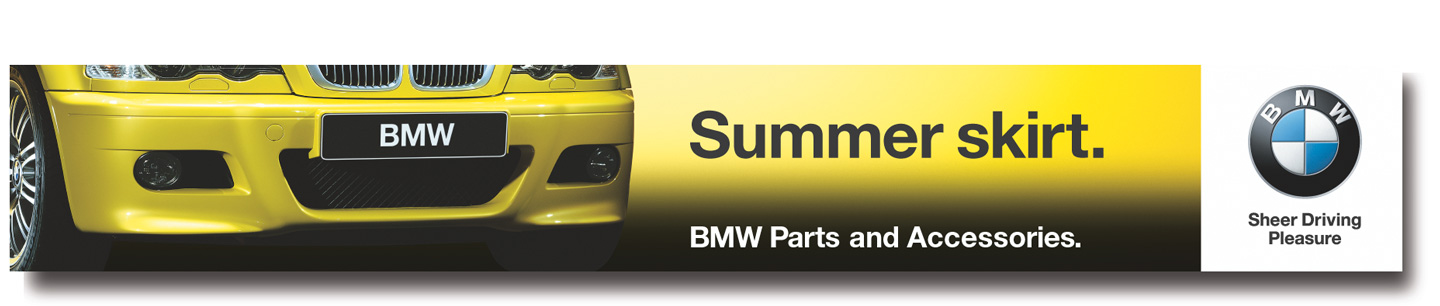 BMW summer outdoor site