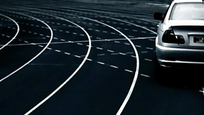 BMW 3 Series coupe TV commercial