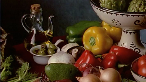 Perfect Cheese Charlton Heston commercial